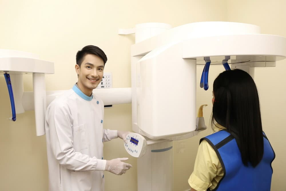 OPG Machine - Melbourne Family Dentist